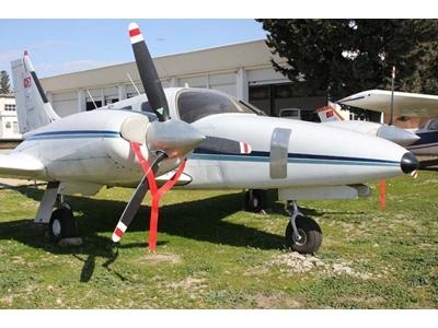 Çift Motorlu Uçak / Pıper Seneca Iıı Pa-34 / 220 T