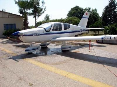 Tek Motorlu Uçak / Socata Tb-10