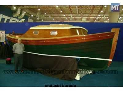 7.10 M Polyester Kamaralı Tekne / Karayel Pt-7.10 K2