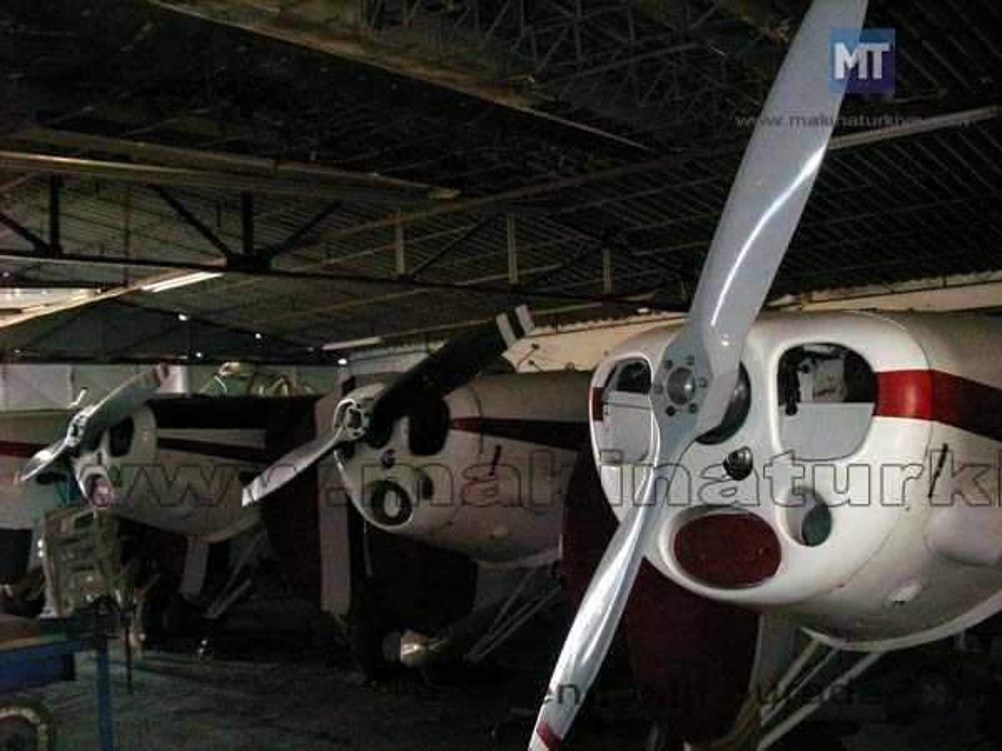 1962 Model Uçak / Pıper Pa-25-260