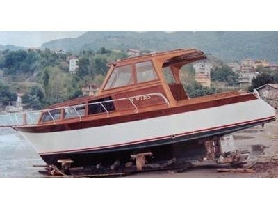 Amatör Balıkçı Teknesi ( 8,50 Metre )