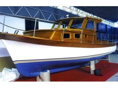 Amatör Balıkçı Teknesi ( 8.40 Metre )