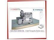 5 İplik Transportlu Overlok Typical GN-92A-5050-56