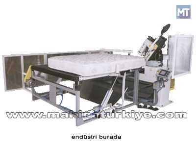 Yatak Kapama Makinası