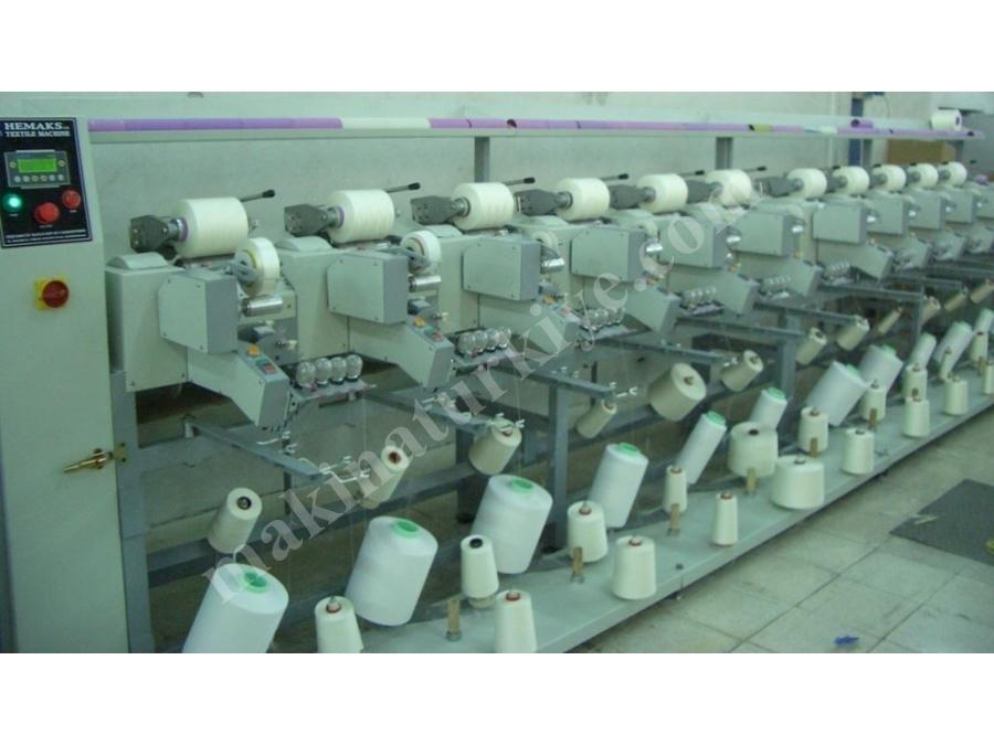 İplik Katlama Makinası / Hemaks Hmx 132