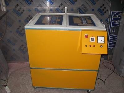 Çok Renkli Floklama Makinası / Sta-Mak S-Fm-001