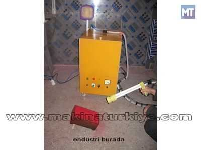 Elektro Pnomatik Flok Makinesi / Sta-Mak S-Fm-003