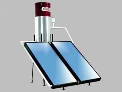 Güneş Enerji Su Isıtma Sistem Deposu - 330 Lt