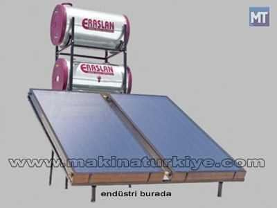 Güneş Enerjisi Sistemi - 2 x1 80 Lt