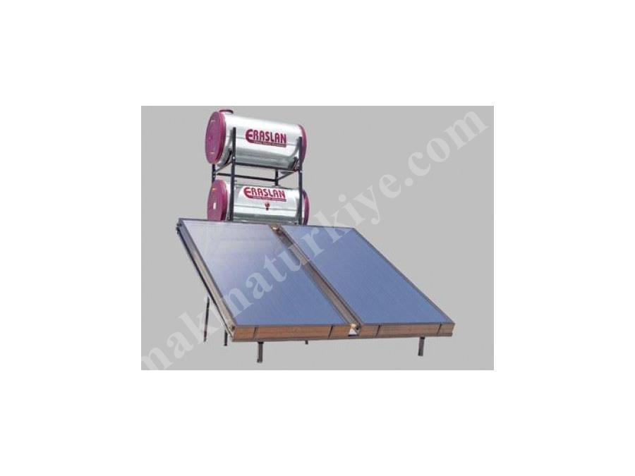 Güneş Enerjisi Sistemi - 2 x 210 Lt