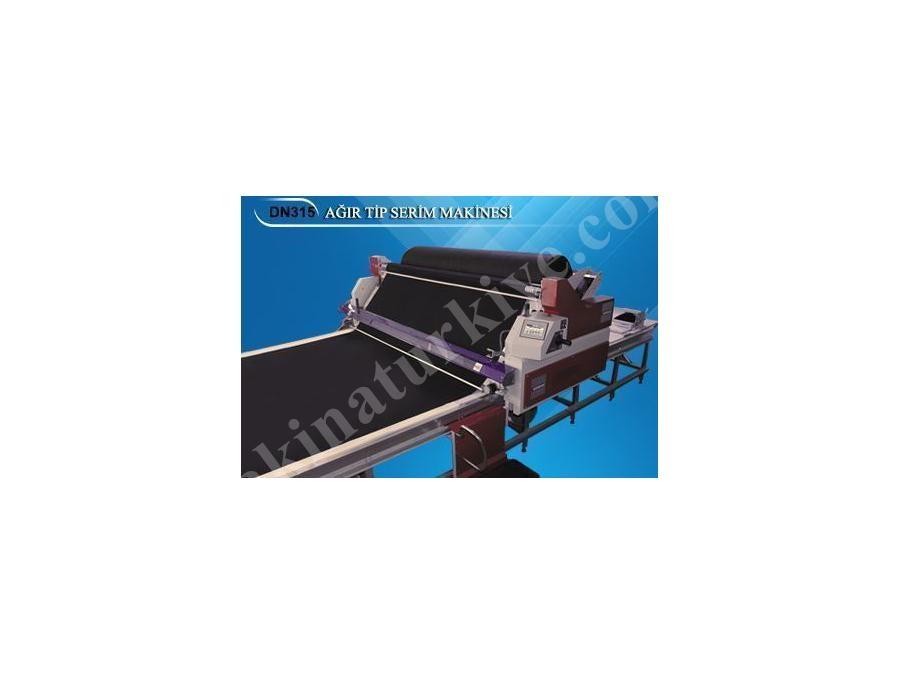 Denim Tip Kumaş Serim Makinası
