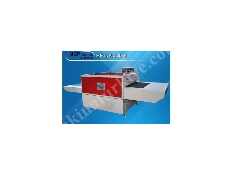 Tela Yapıştırma Presi ( 140 Cm )