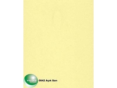 Açık Sarı Yıldız Entegre Mdf 0042