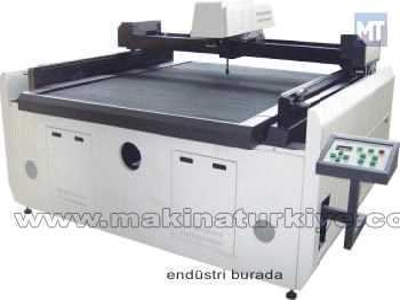 Lazer Kesim Makinası ( 120 X 60 Cm )