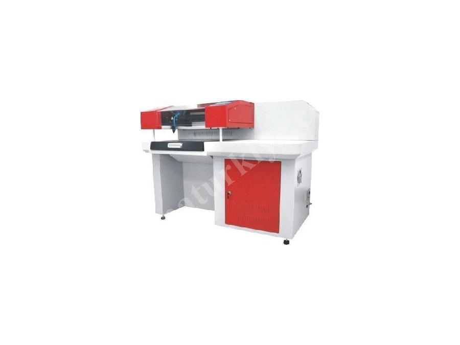 Lazer Marka Kesim Makinası ( 40 X 27 Cm )