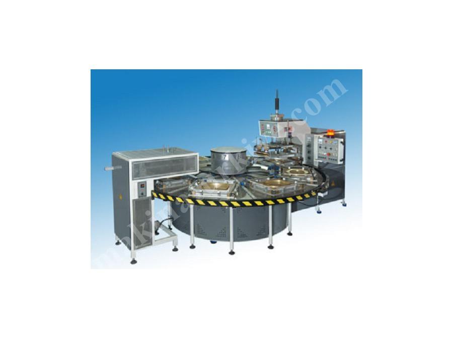 Döner Tablalı Yüksek Frekans Kaynak Makinası / Fermaksan Tr 100 Dt 10
