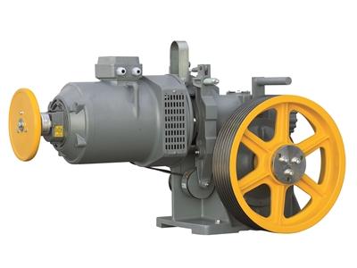 2 Ton Asansör Motoru