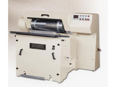 Yünlü Deri Ütüleme Makinesi ( 400 Mm )