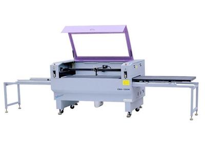 Lazer Kesim Makinesi - İki Çalışma Alanlı ( 1200 X 600 Mm )