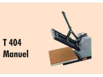 Manuel Transfer Presi / Ateş T404