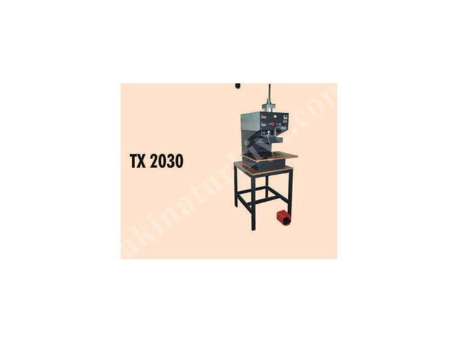 Kauçuk Transfer Baskı Presi / Ateş Tx2030