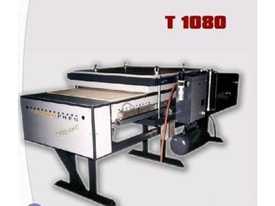 Havalı Otomatik Transfer Baskı Presi / Ateş T1080