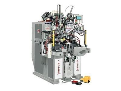 Çivili Yan Kapama Ve Arka Monte Makinesi