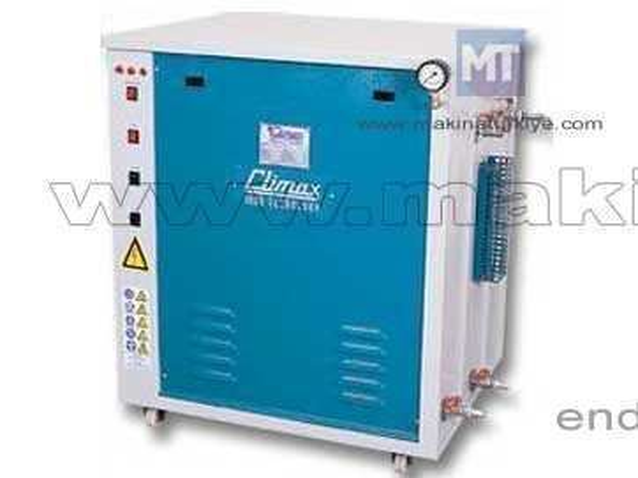 Elektrikli Merkezi Sistem Buhar Jeneratörü / Climax Clmx - 140a
