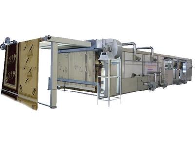Buharlı Halı Lark Makinası