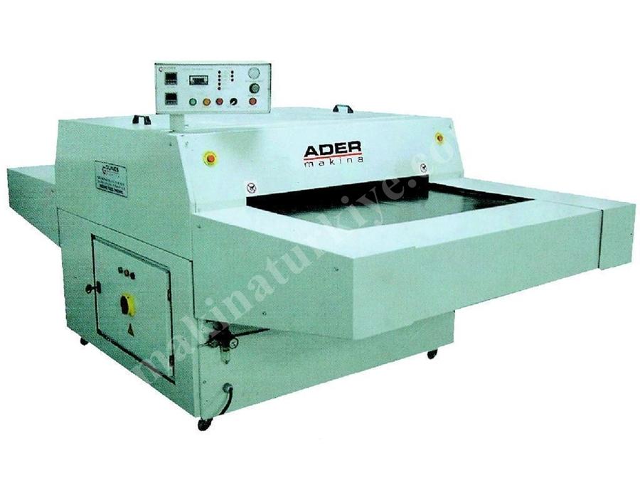 Tela Yapıştırma Ve Transfer Baskı Presi / Ader Tp-100