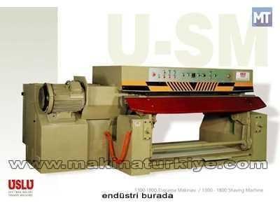 1300 Mm Traşlama Makinesi / Uslu U-Sm 1300