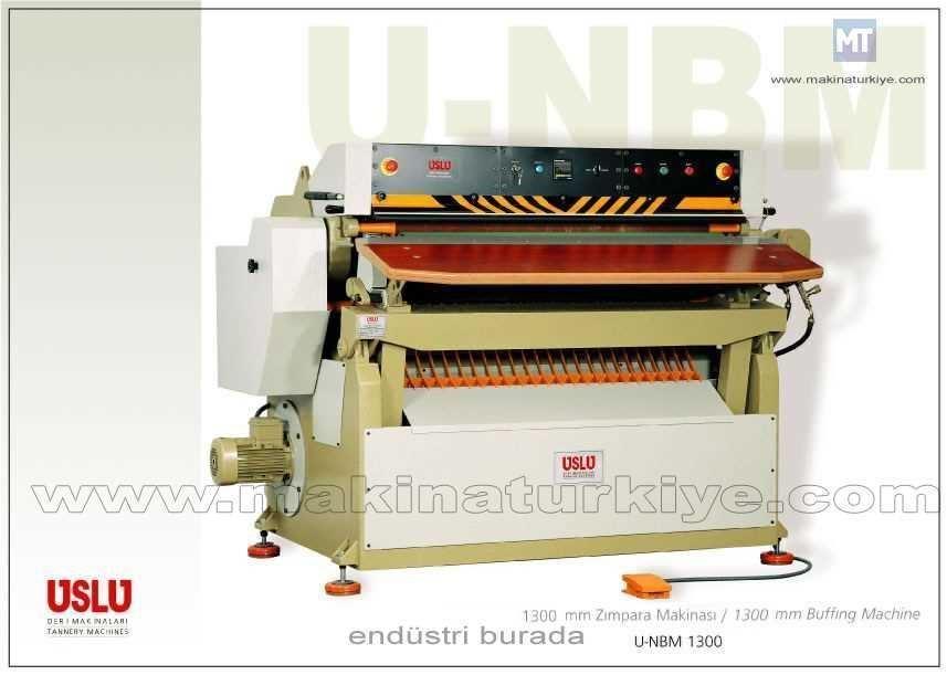 1300 Mm Zımpara Makinesi / Uslu U-Nbm 1300