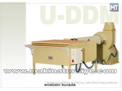 1000 Mm Toz Alma Makinesi / Uslu U-Ddm 1000
