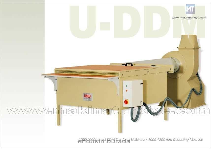 1200 Mm Toz Alma Makinesi / Uslu U-Ddm 1200