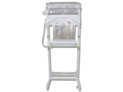 Ayaklı Üst Kaynaklı Pnömatik Elbise Paketleme Makinesi
