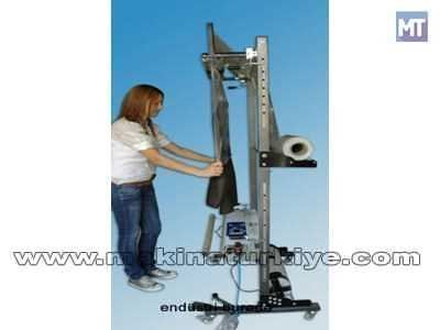 Alt Kaynaklı Paketleme Ve Ambalaj Makinesi / Floktek Pnd 07
