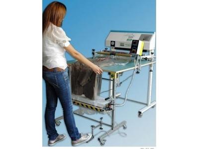 Masaüstü Pnömatik Paketleme Makinesi / Floktek Mum 08