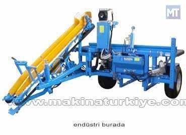 Pırasa Ve Yeşil Soğan Makinesi - Y-Pshm-001