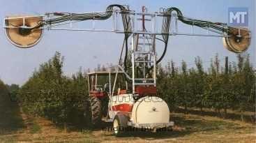 Ağaç İlaçlama Makinası / Yuncey Y-İc-002