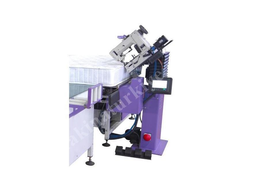 Konveyörlü Kenar Kapama Makinesi