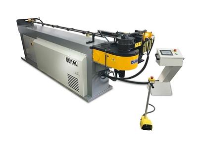 Nc Boru Profil Bükme Makinesi Ø60 Mm