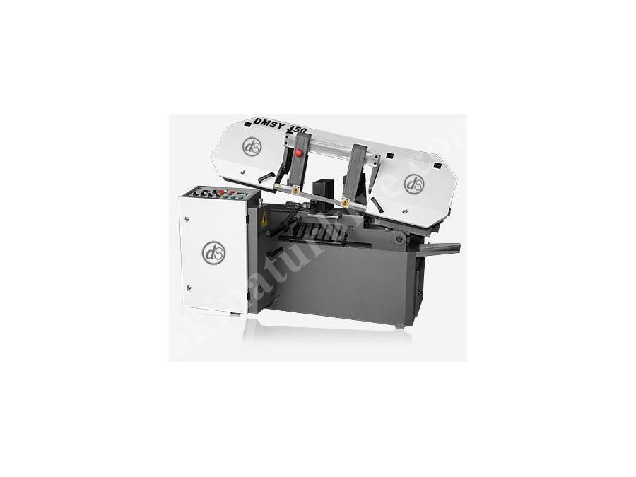 Şerit Testere Makinesi - Yarı Otomatik