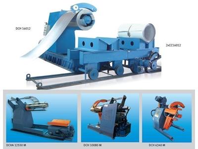 Ağır Hizmet Hidrolik Açıcı / Eae Machinery Dcha 6340