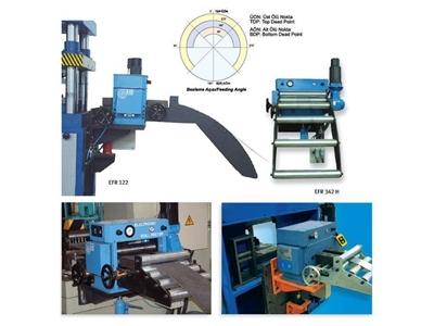 Elektronik Rulo Sürücü 220 Mm / Eae Machinery Erf 122