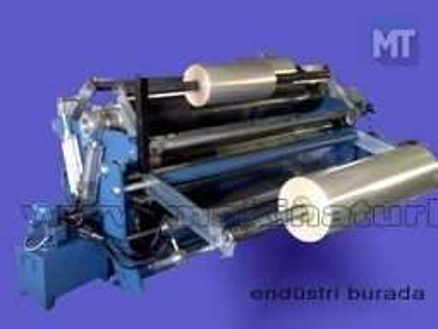 Yatık Bobin Dilme Makinesi