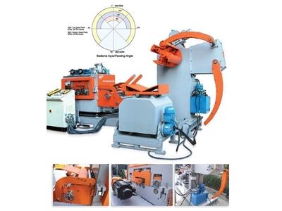 Eae Machinery Cfl 02-600 Kompakt Sürme Hattı 600 Mm