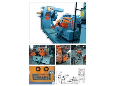 Kompakt Sürme Hattı 600 Mm / Eae Machinery Cfl 03-600