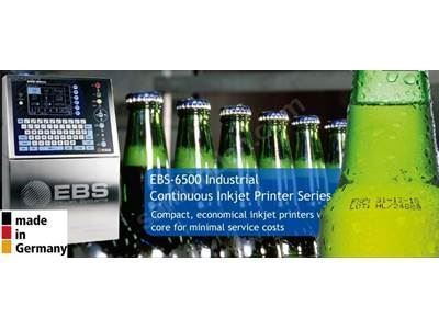 Alize Ebs 6500 İnkjet Kodlama - Tarihleme - Markalama Makinası