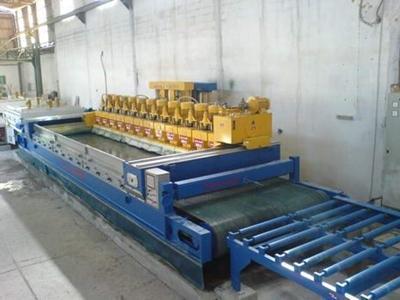 Plaka Cila Makinesi ( 200 Cm )