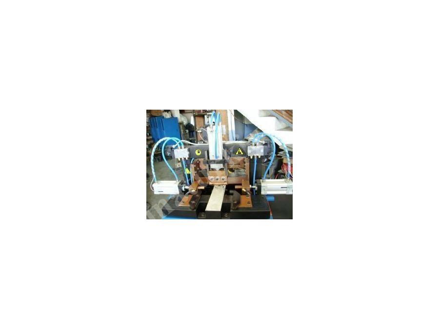 Radyatör Yan Panel Puntalama Makinası / Akdeniz A-Öpkm-006